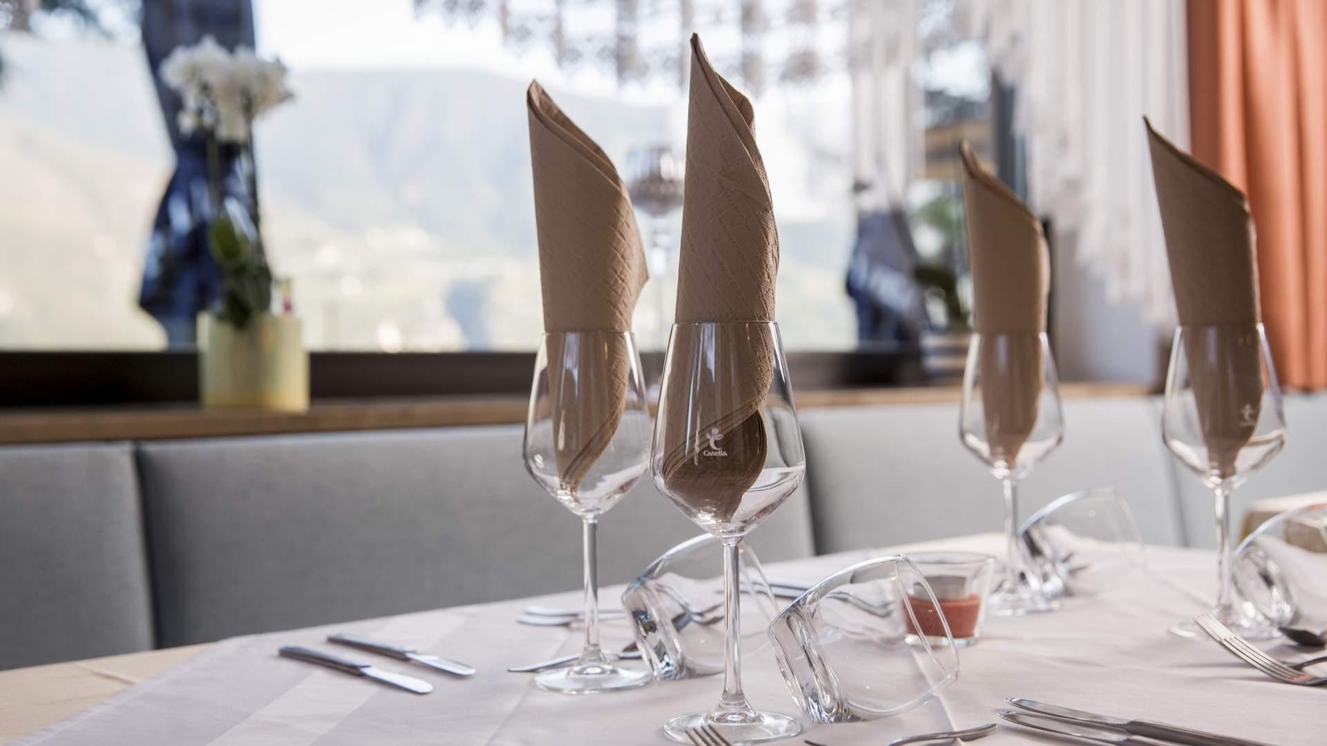 Ristorante a Bolzano sulla strada del vino