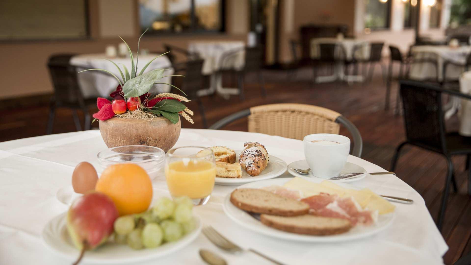 colazione hotel bolzano